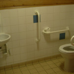 Disabled loos